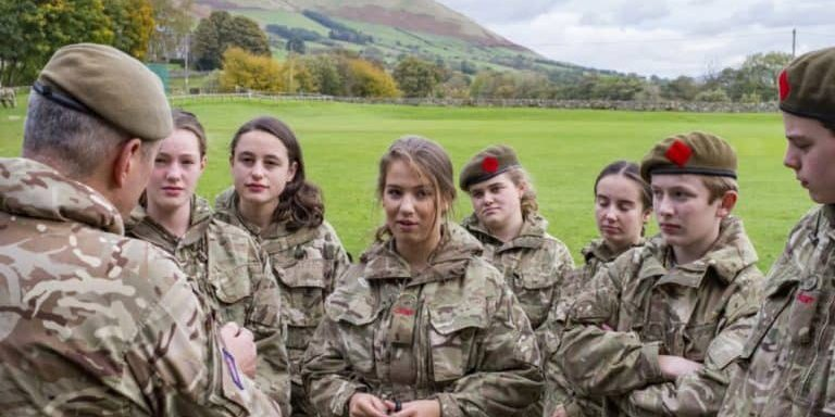Sedbergh Senior School - CCF