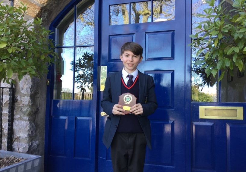 Sedbergh Prep School - Fraser Sproul National Prep School Cross Country Champion