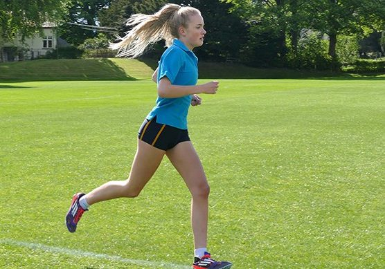 Sedbergh Senior School - Girls' Sport Athletics
