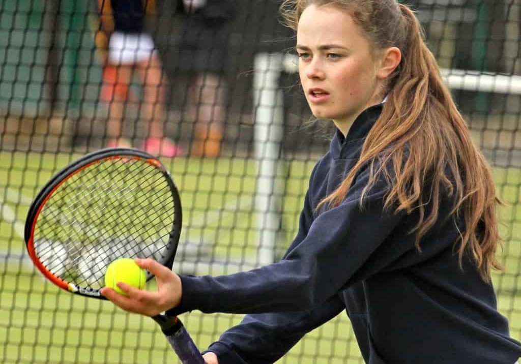 Sedbergh Senior School - Girls Sport Tennis