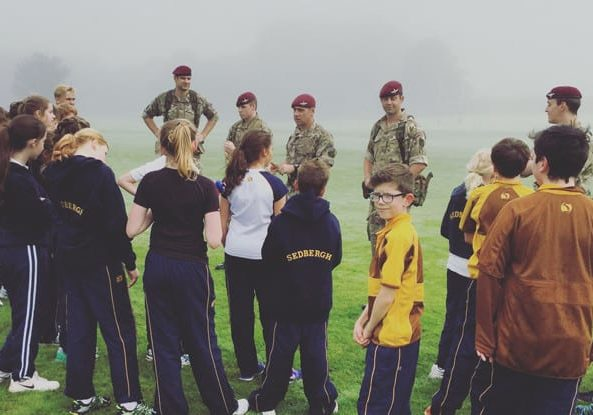 Sedbergh Prep School - Leadership Day 4 Para