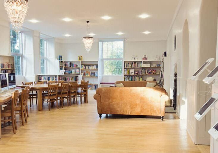 Sedbergh Prep School - Our Facilities Library