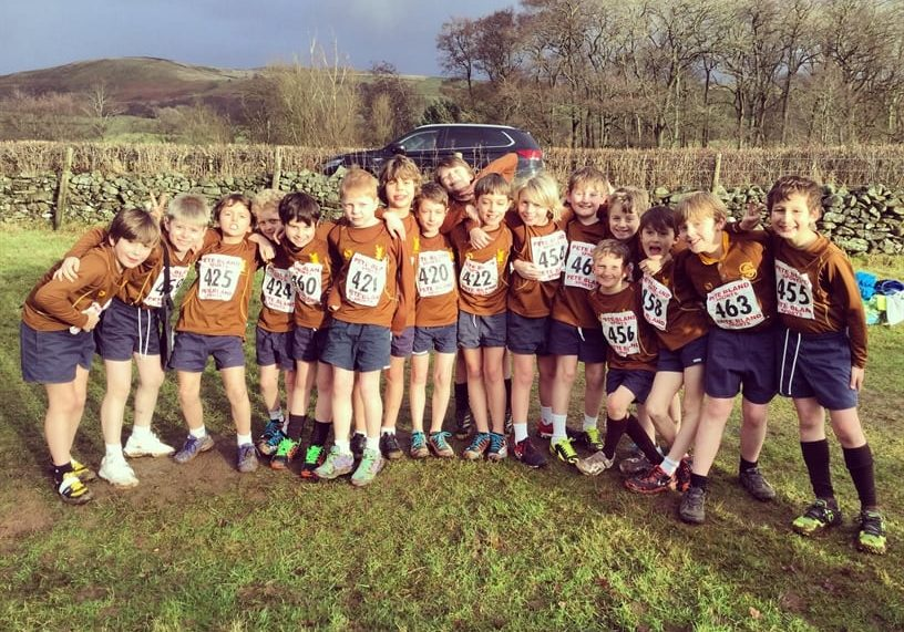 Sedbergh Prep School - Phenomenal Turn Out At Cross Country Trials