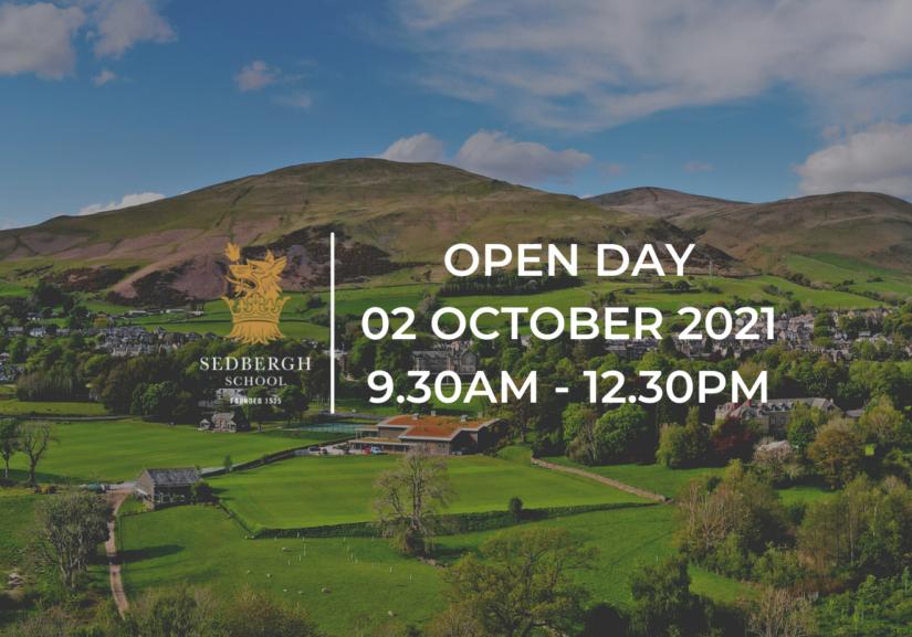 Sedbergh School Open Day October 2021