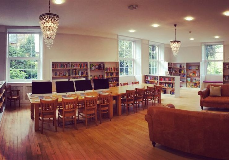 Sedbergh Prep School - Welcome To Our New Library