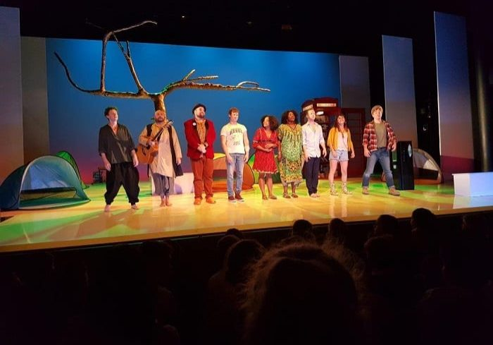 Sedbergh Prep School - Year 7 And 8 Trip To Theatre By The Lake, Keswick