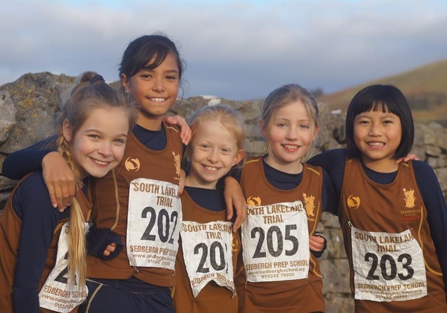 Young Stars Shine In Cross Country Trials Sedbergh Junior School