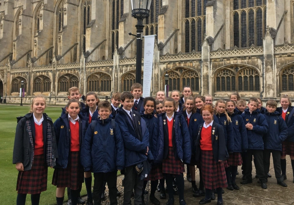 Sedbergh Prep Chamber Choir Cambridge