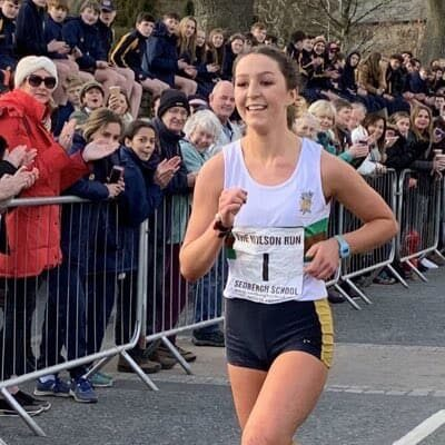 Sedbergh Senior School -Girls Sport Running